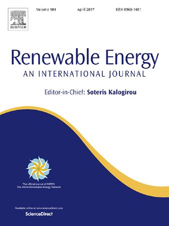 Renewable Energy template (Elsevier)