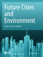 Future Cities and Environment template (Springer)