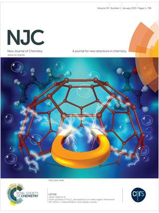 NJC (New Journal of Chemistry) template (Royal Society of Chemistry)