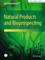 Natural Products and Bioprospecting template (Springer)