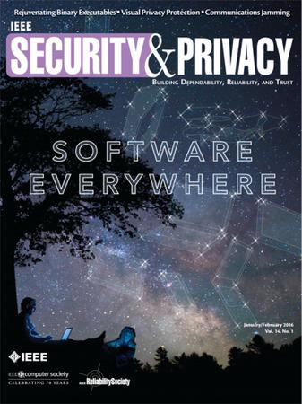 IEEE Security & Privacy template (IEEE)