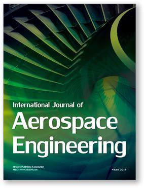 International Journal of Aerospace Engineering template (Hindawi)