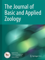 The Journal of Basic and Applied Zoology template (Springer)