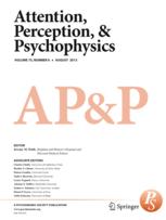 Attention, Perception, & Psychophysics template ( Perception)