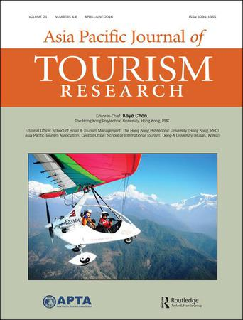 Asia Pacific Journal of Tourism Research template (Taylor and Francis)