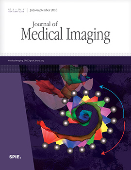 Journal of Medical Imaging template (SPIE)
