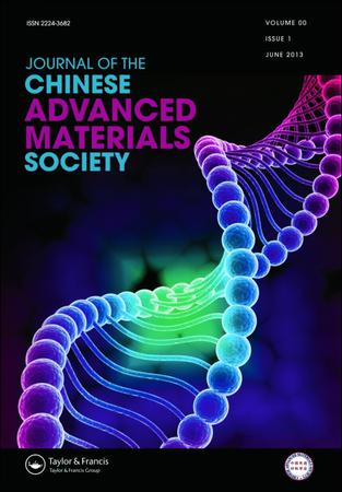 Journal of the Chinese Advanced Materials Society template (Taylor and Francis)