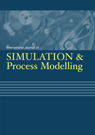International Journal of Simulation and Process Modelling template (Inderscience Publishers)