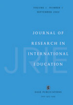 Journal of Research in International Education template (SAGE)
