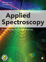 Applied Spectroscopy template (SAGE)