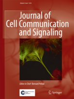 Journal of Cell Communication and Signaling template (Springer)