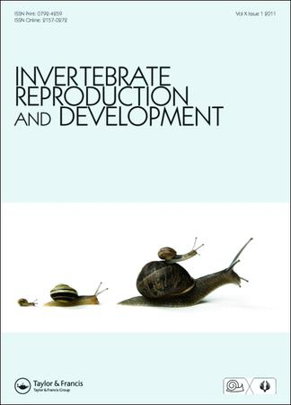 Invertebrate Reproduction and Development template (Taylor and Francis)