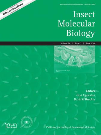 Insect Molecular Biology template (Wiley)