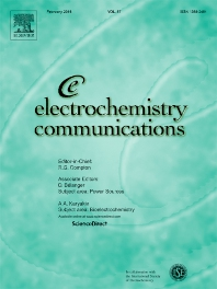 Electrochemistry Communications template (Elsevier)
