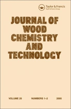 Journal of Wood Chemistry and Technology template (Taylor and Francis)
