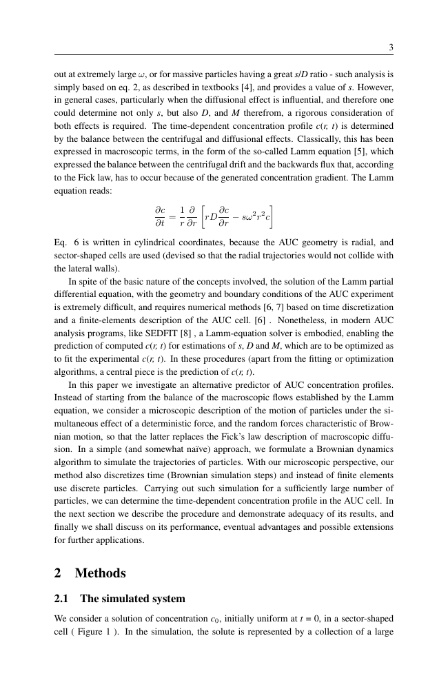 Example of Journal of Evolutionary Biology format