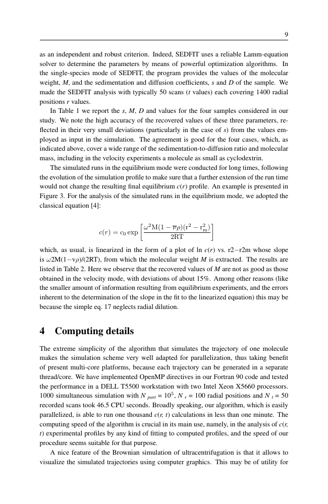Example of Journal of Accounting Research format