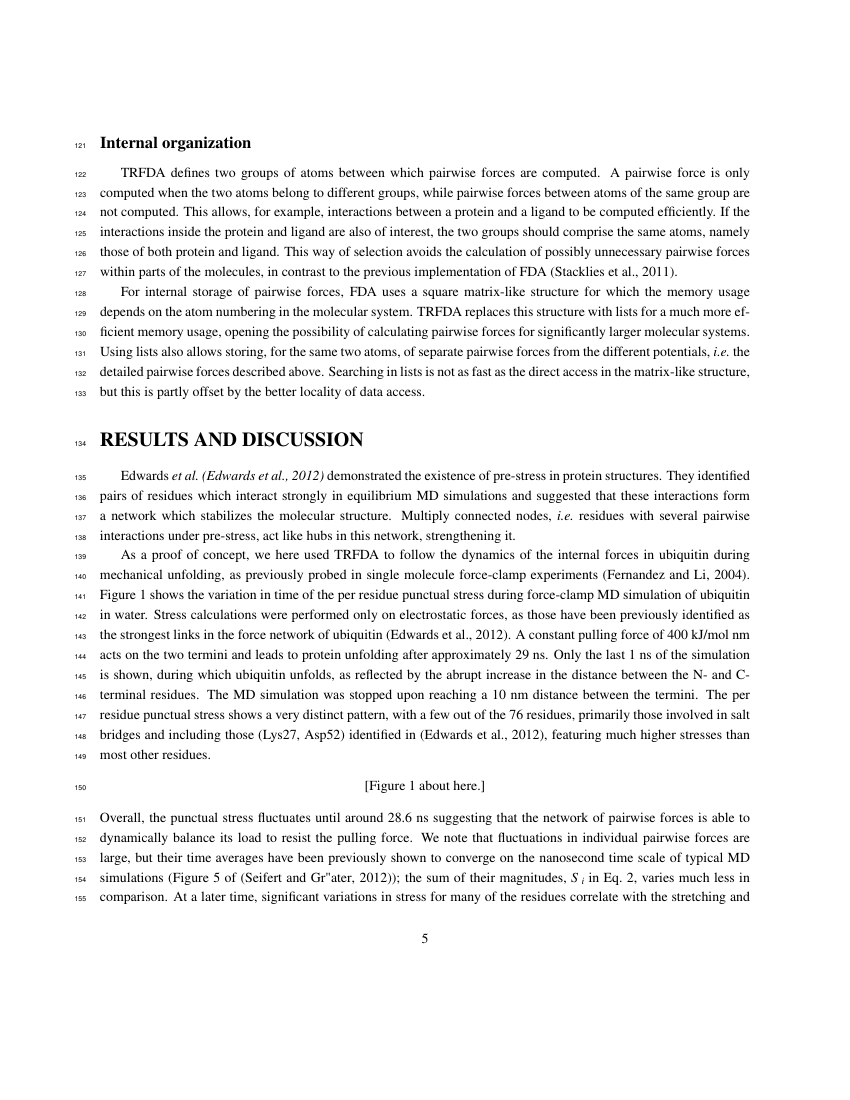 Example of GSA Bulletin format