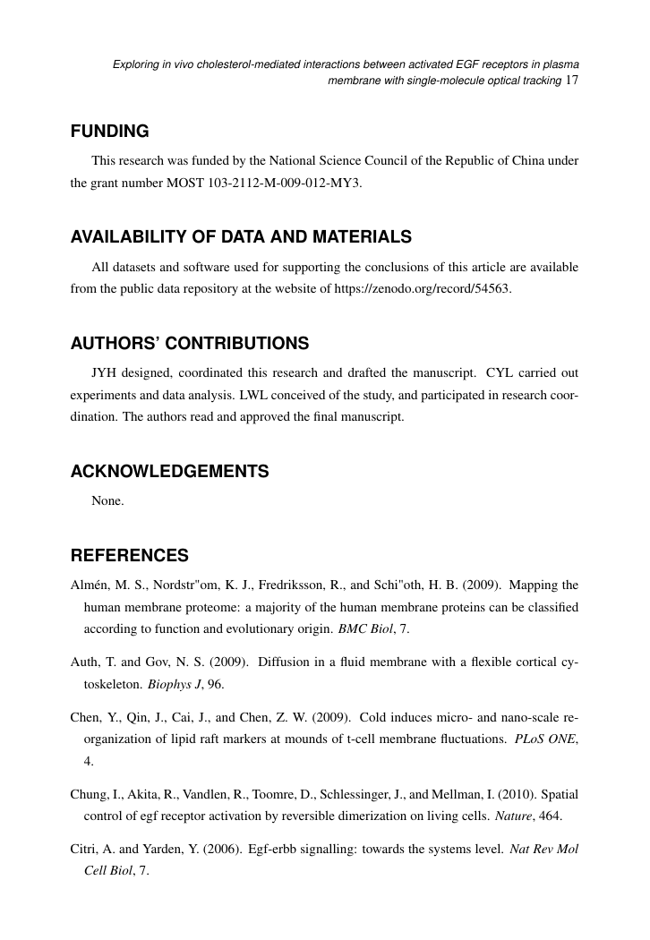 Example of Malaysian Construction Research Journal (MCRJ) format