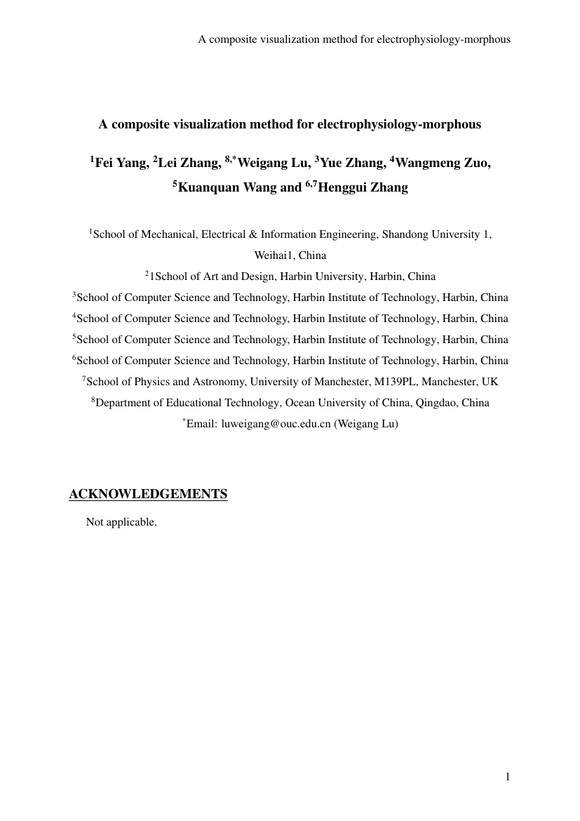 Example of International Journal of Oceanography and Marine Ecological System format