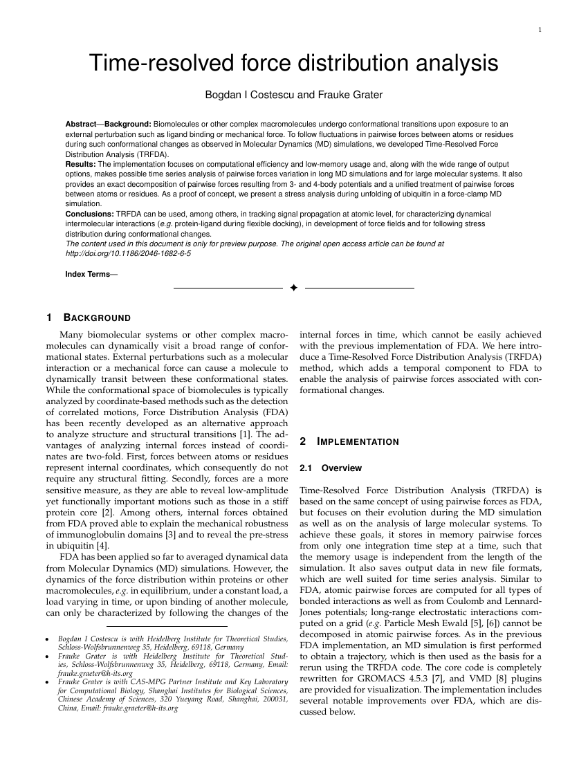 IEEE - IEEE Computer Architecture Letters Template