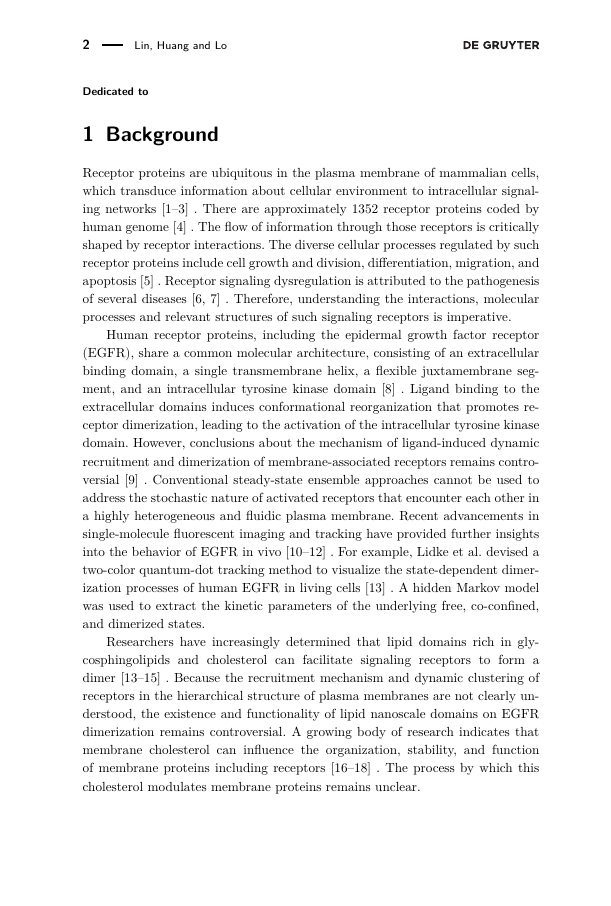 Example of Asian Journal of Law and Economics format