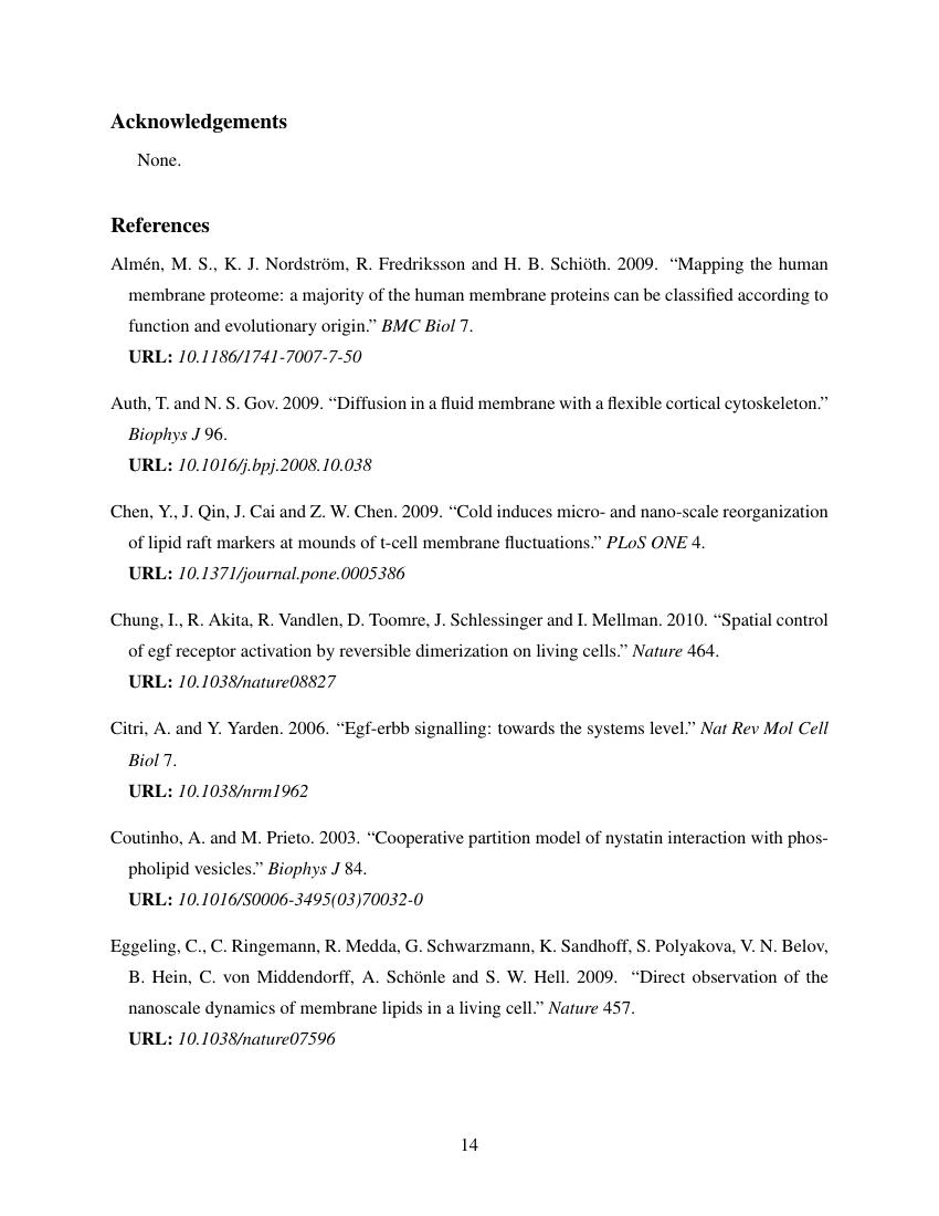 Example of Journal of Legal Anthropology format