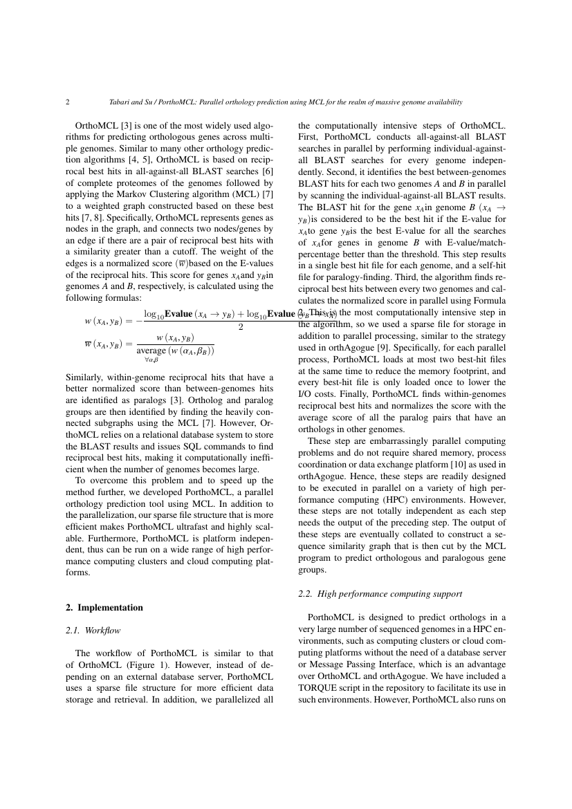 Example of Journal of High Speed Networks format