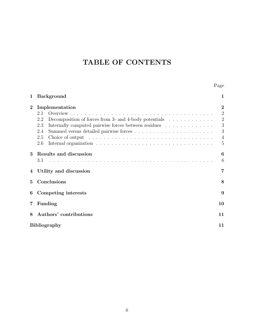 Example of Thesis Template for University of California, Irvine format