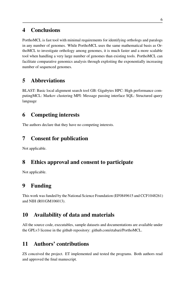 Example of Journal of Public Health Policy format