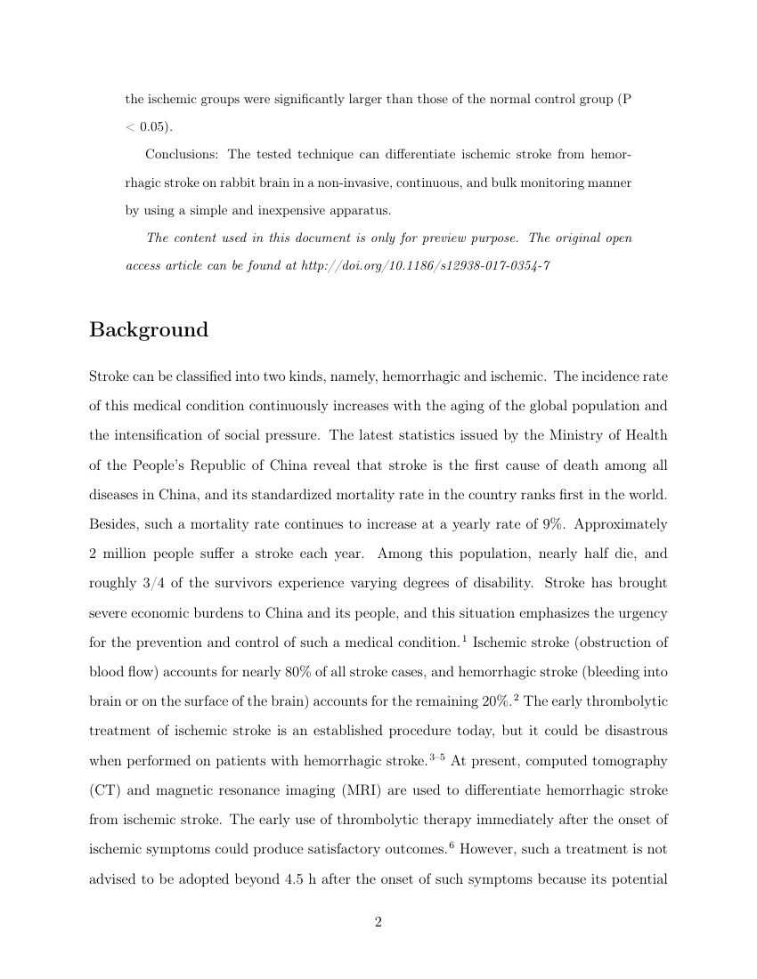 Example of Environmental Science & Technology Letters format