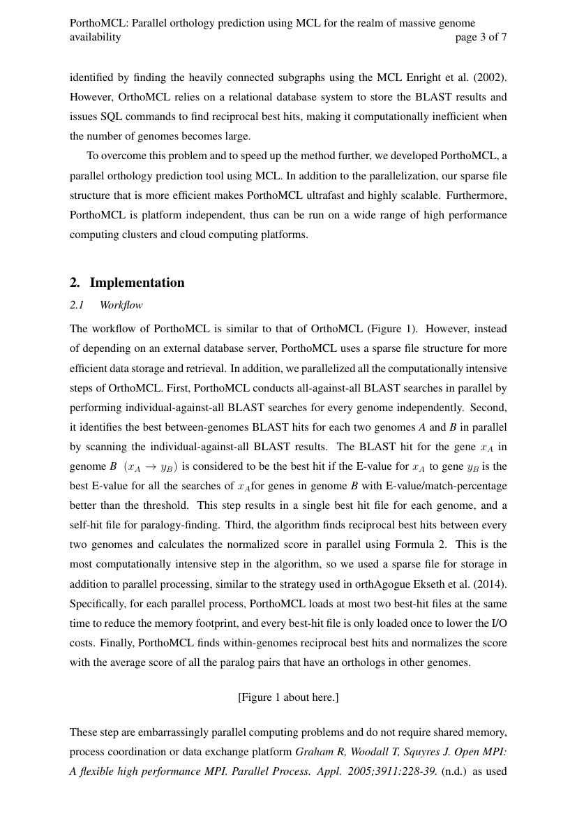 Example of Journal of Computer Applications in Archaeology format