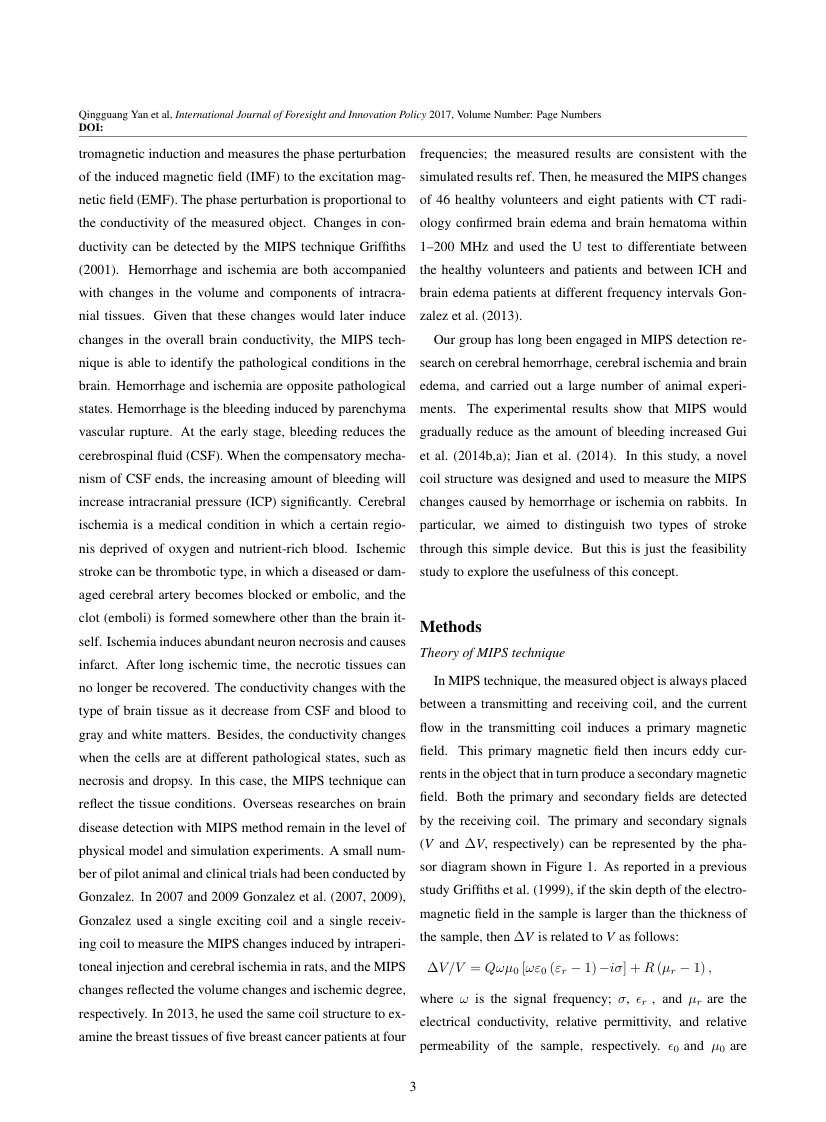 Example of American Journal of Engineering and Applied Sciences format