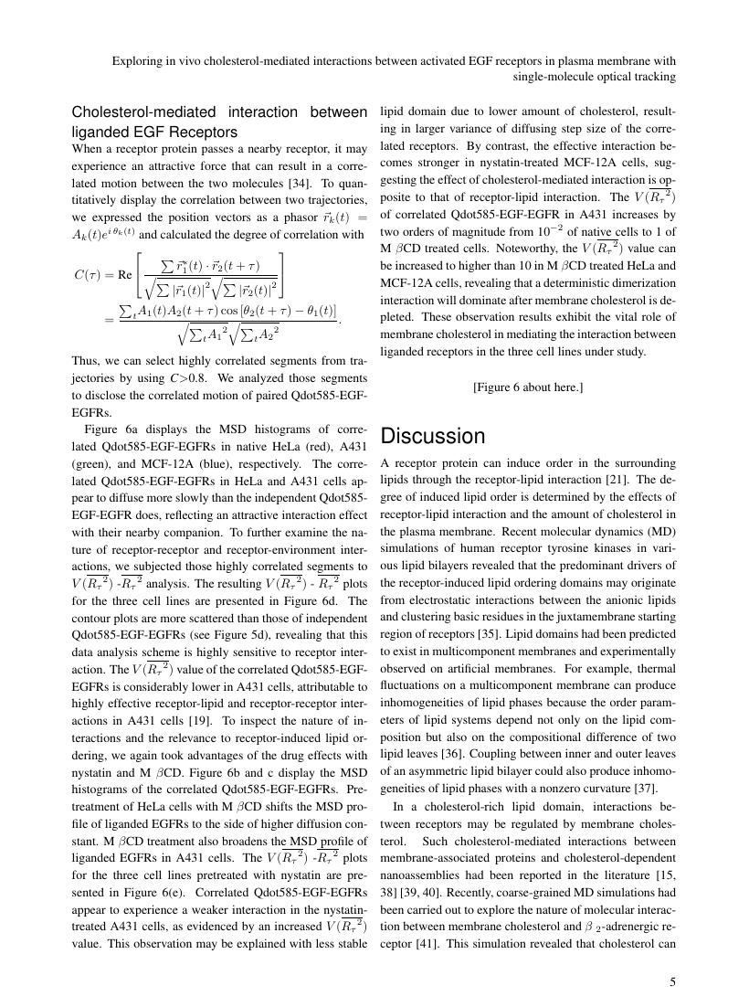 Example of Bioanalysis format