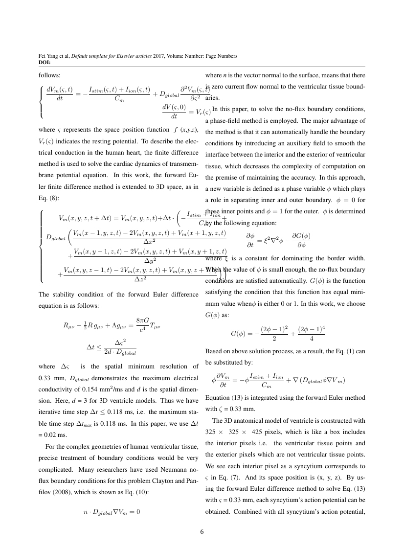 Example of Journal of Aircraft and Spacecraft Technology format