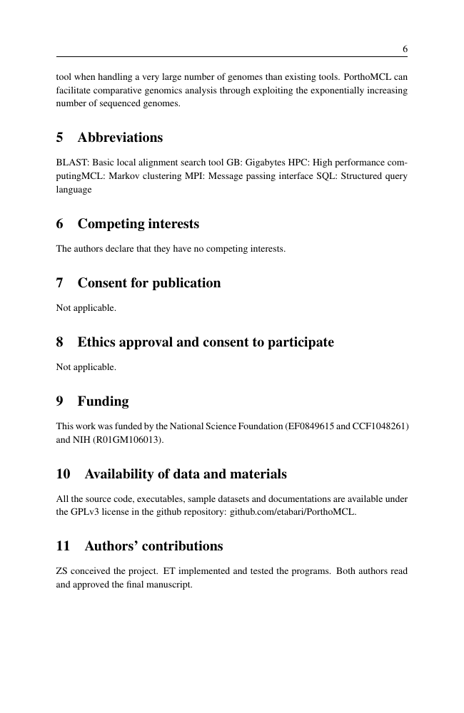 Example of The Computer Journal format