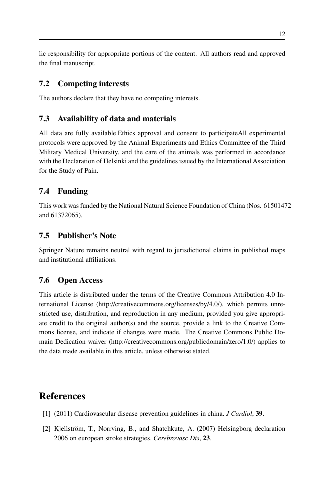 Example of European Journal of Political Research Political Data Yearbook format