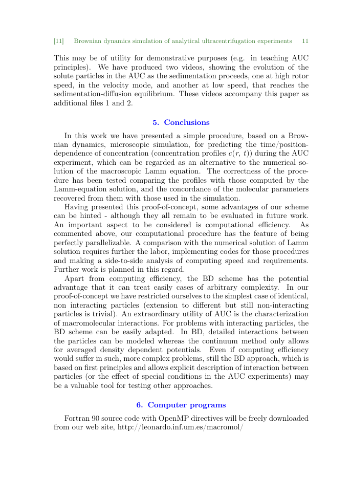 Example of European Constitutional Law Review format