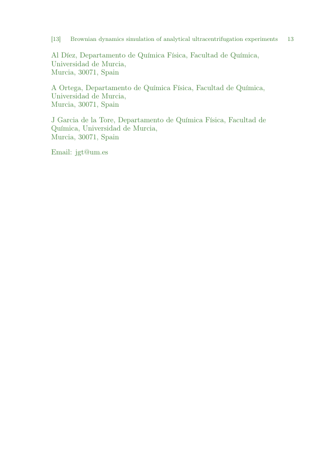 Example of The Paleontological Society Papers format