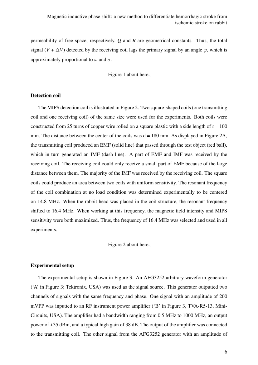 Example of International Journal of Botany format