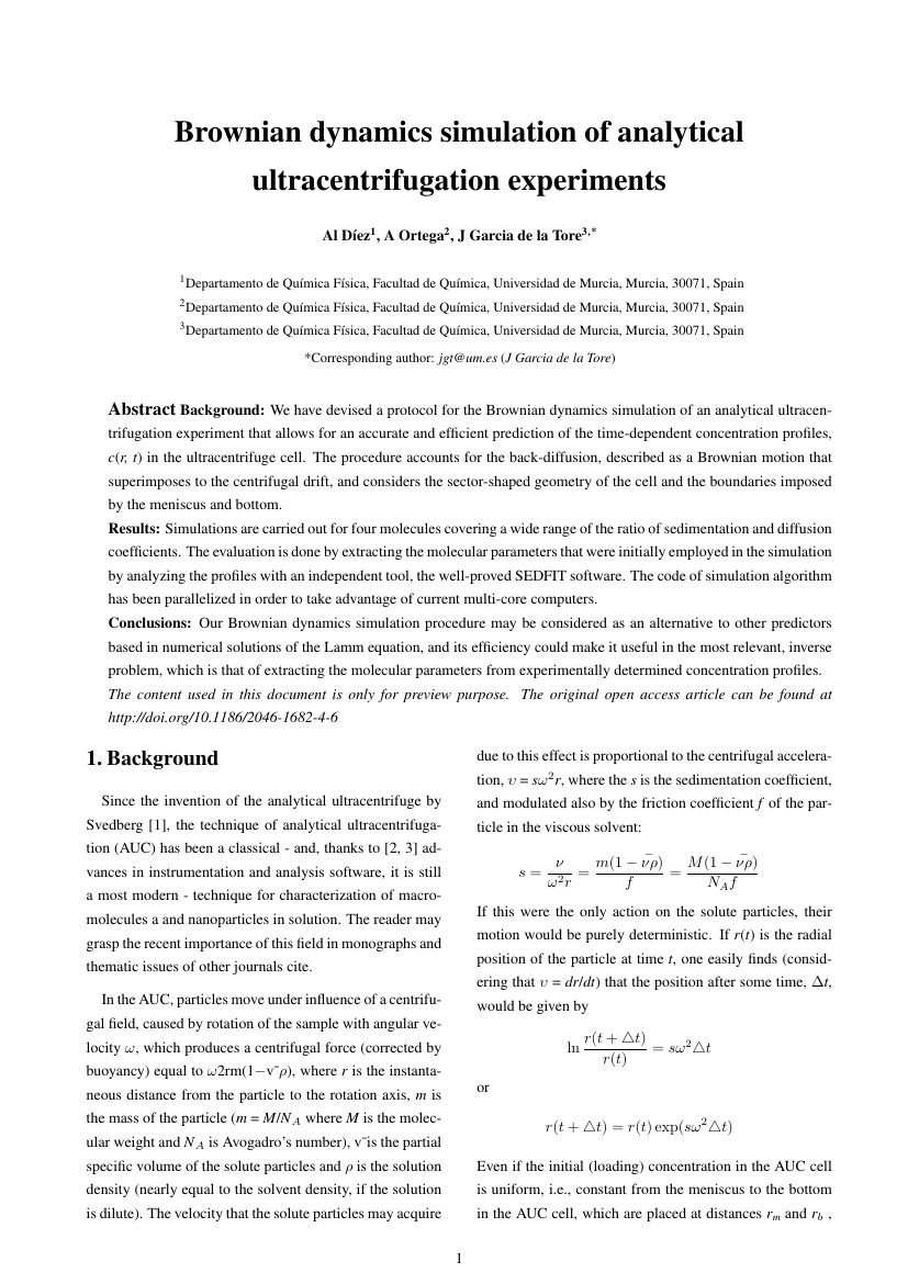 Example of World Journal of Organic Chemistry format
