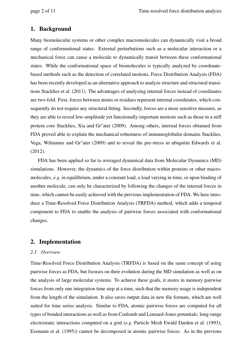 Example of Glossa: a journal of general linguistics format