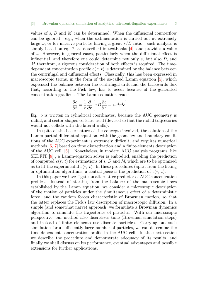 Example of The Journal of Navigation format