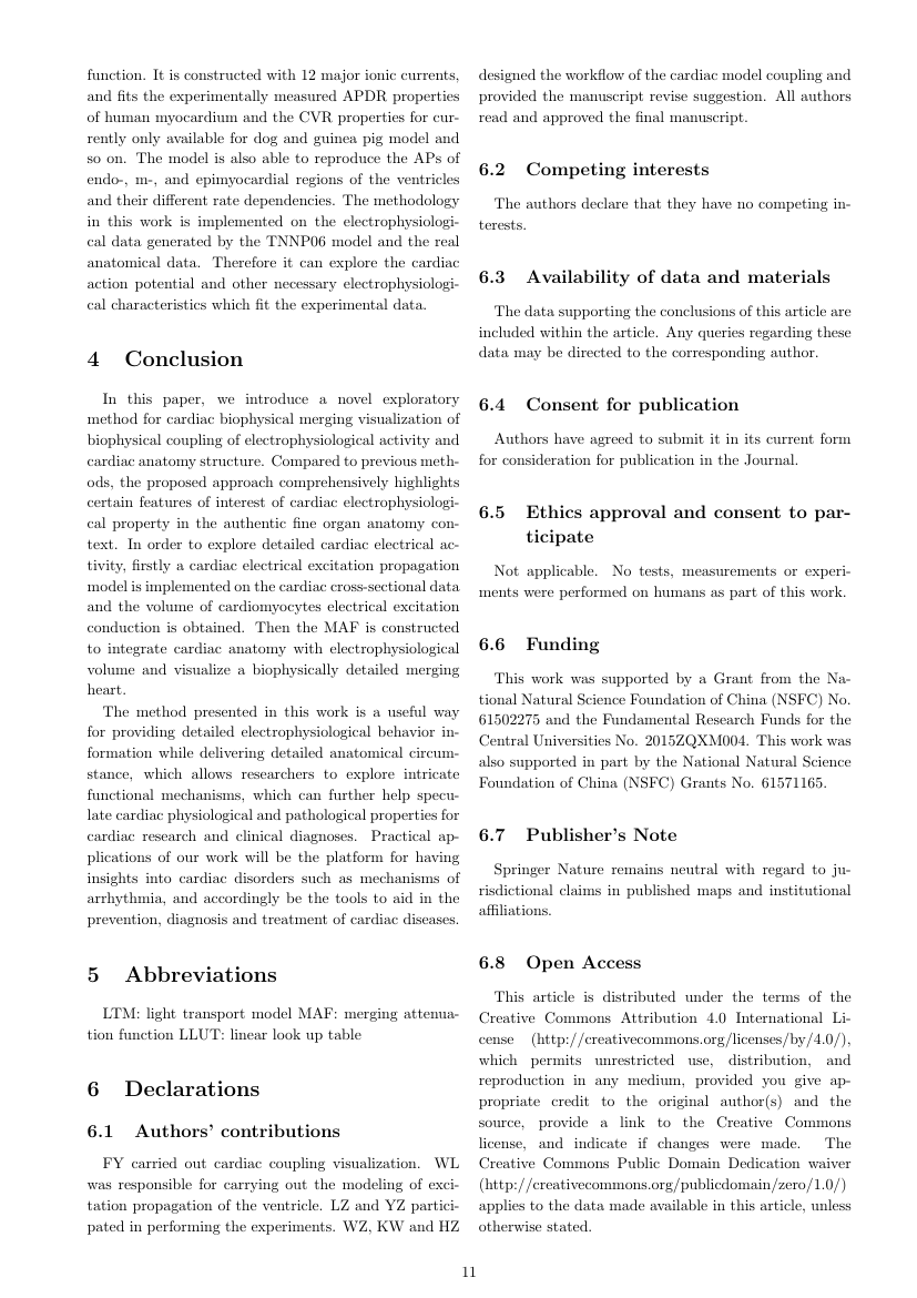 Example of International Journal of Social Work and Human Services Practice format