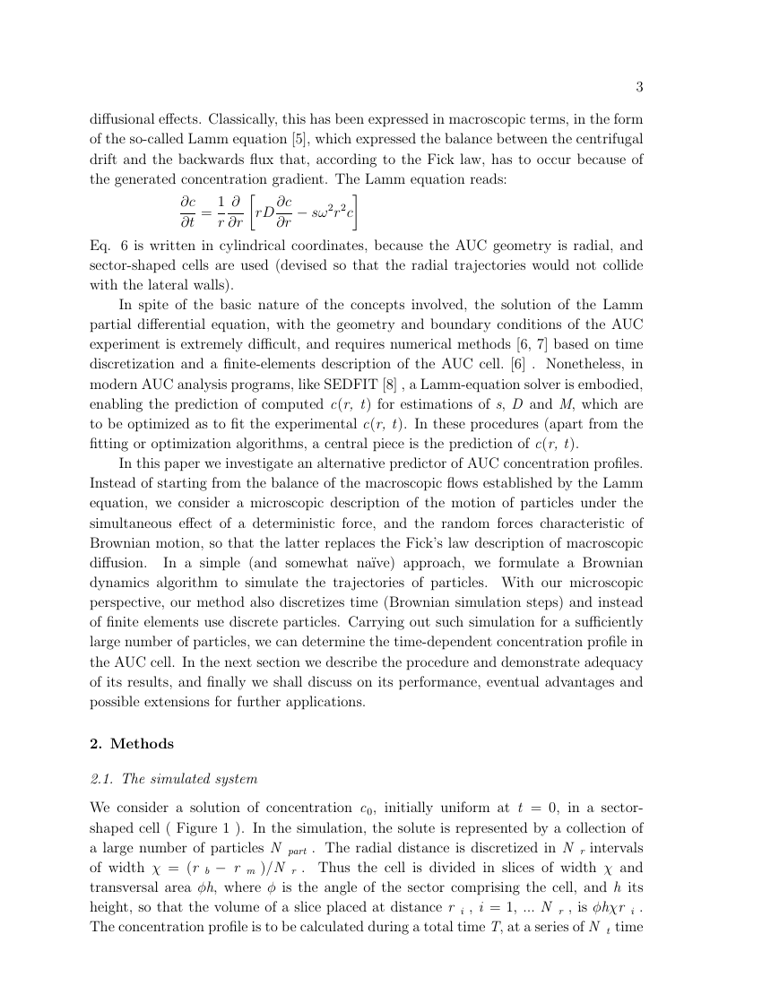 Example of Journal of Physics: Conference Series format