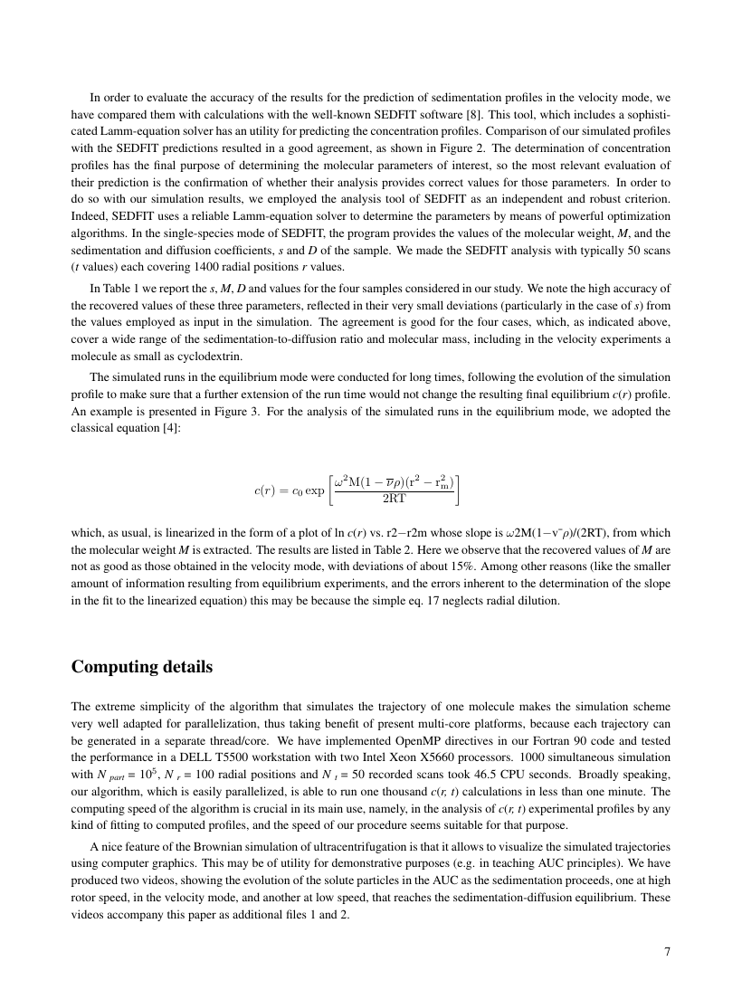Example of Biochemical Society Transactions format