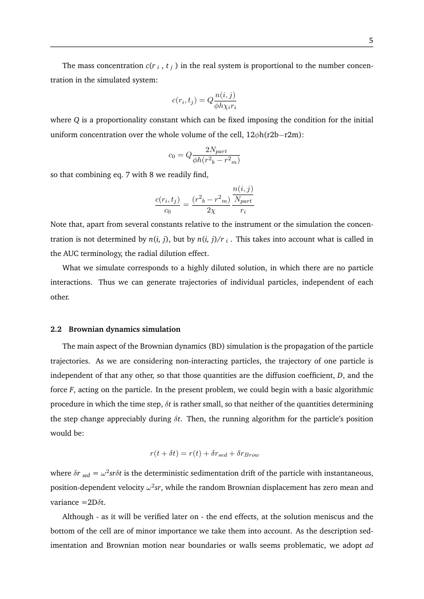 Example of Chemistry and Teaching Credential (Assignment/Report) format