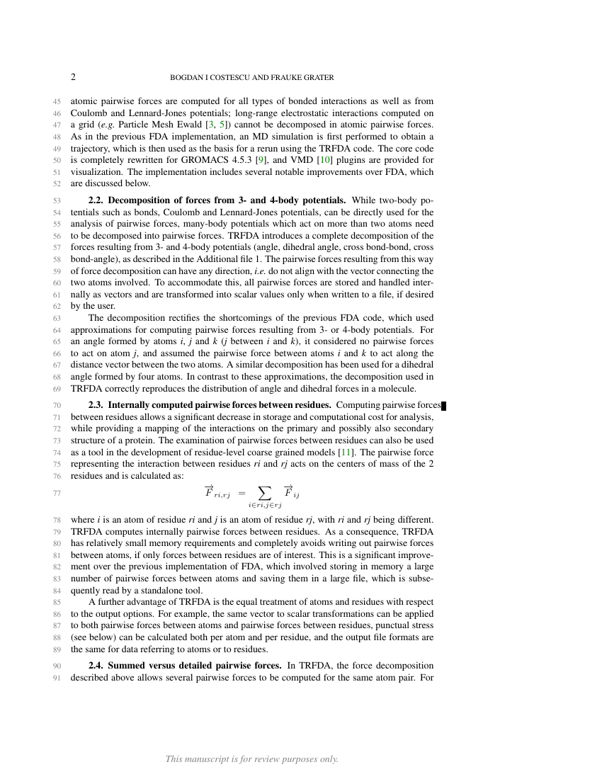 Example of SIAM Journal on Financial Mathematics format