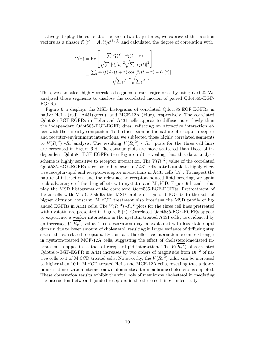 Example of Journal of Turbulence format