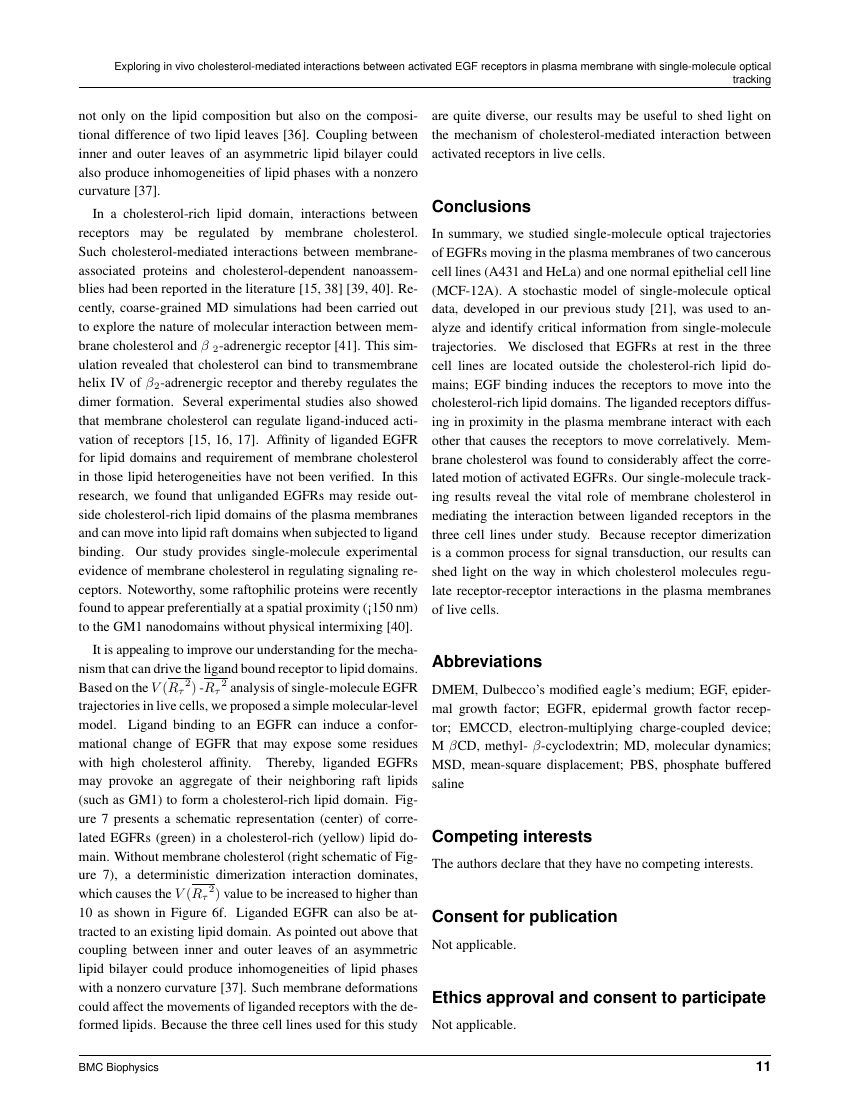 Example of Journal of Biorepository Science for Applied Medicine format